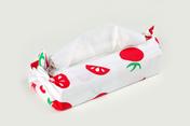 <新商品情報>トマト柄日本手ぬぐい